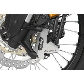 Protección de la pinza portapastillas, para CRF1100L / CRF1100L Adv Sports / CRF1000L / CRF1000L Adv Sports - Plata
