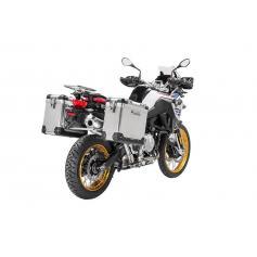 Sistema de maletas ZEGA Pro para BMW F750GS / F850GS y Adventure