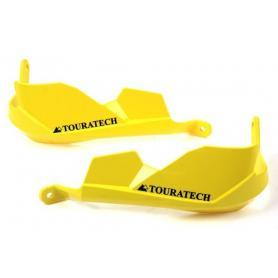 Touratech Protectores GD de mano R1200GS, amarillo, para manillar de acero, serie hasta 2007
