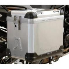 Tiras reflectantes 3M para los bordes de maletas de aluminio
