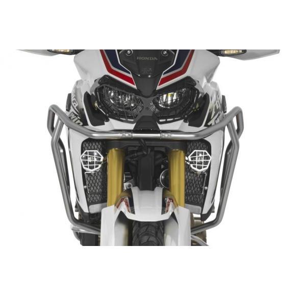 Protección para los faros adicionales LED Honda CRF1000L Africa Twin