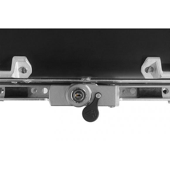 ZEGA Pro2 tapas de protección para cerraduras (juego para dos maletas)