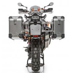 Sistema de maletas Zega Pro para KTM 1050 ADV / 1090 ADV / 1290 Super Adventure/1190 ADV / 1190 ADV R