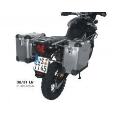 Sistema de maletas Zega Pro para Triumph Tiger 800 / 800XC / 800XCx / 800 XR / 800 XRT