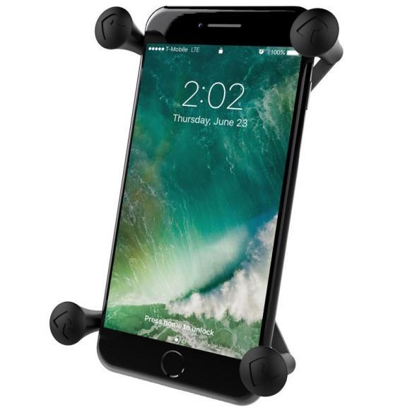 Soporte telefono universal (smartphone grande o tablet) RAM MOUNT