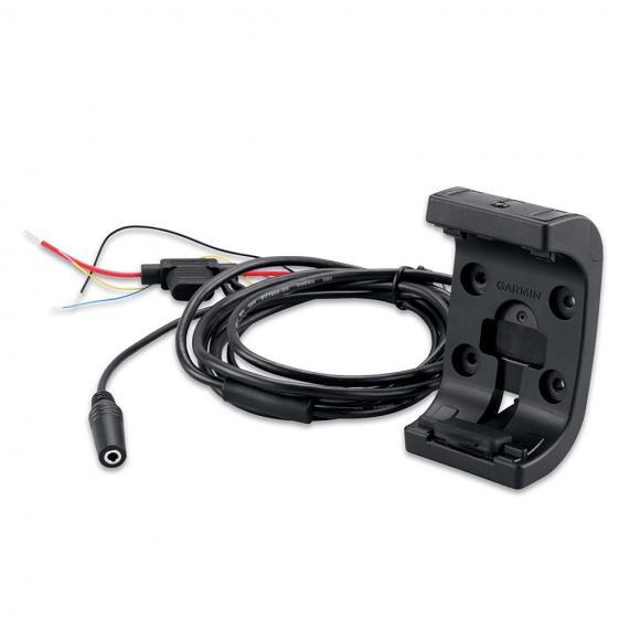 Soporte resistente AMPS con cable de alimentación/audio para modelo especifico de GPS de Garmin