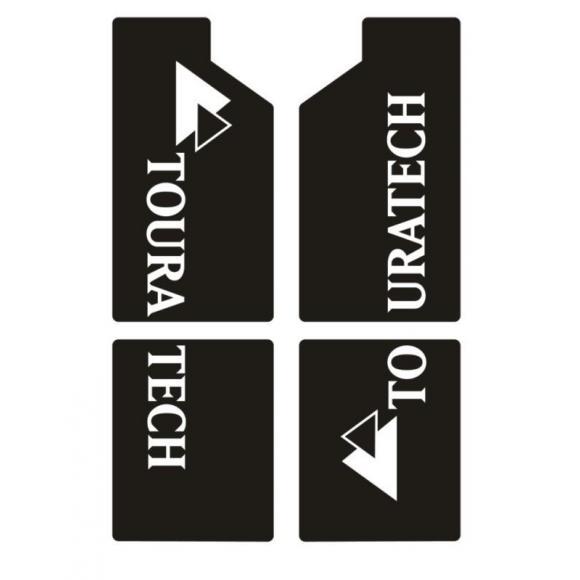 Juego de decoración horquilla para BMW R 1200 GS/ADV hasta 2012