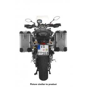 ZEGA Pro sistema de maletas 31/31 litros con soporte acero fino para Yamaha MT-09 Tracer