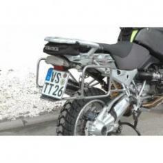 Portamaletas ESTÁNDAR BMW R1200GS hasta 2012/R1200GS Adventure hasta 2013 acero fino