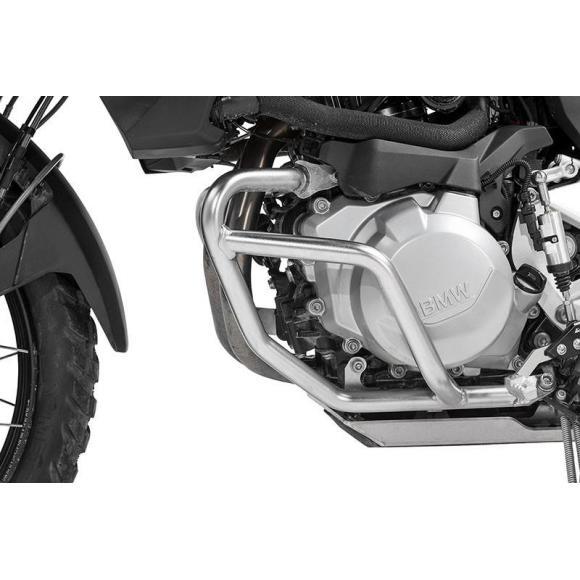 Estribo de protección del motor inoxidable, para BMW F850GS / F750GS