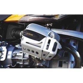 Protección de aluminio para el cilindro BMW R 850/1100/1150 GS