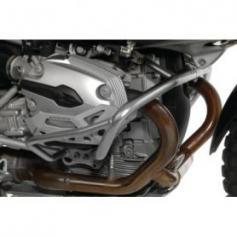 Estribera de acero fino para BMW R1200GS hasta 2012