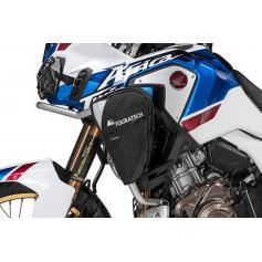 Bolsas Ambato para estribo de protección original de Honda CRF1000L Africa Twin y Adventure Sports,