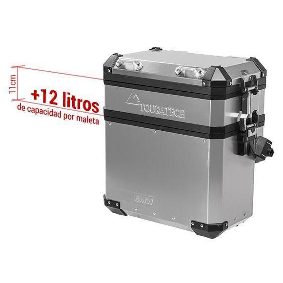 "Ampliación ""Volume Booster"" para la maleta de aluminio original de BMW"