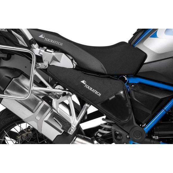 Bolsas laterales sobre triángulo marco para BMW R1250GS/ R1200GS (LC)/ R1200GS Adventure (LC)