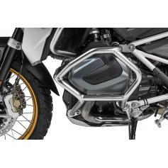 Estribo de protección de acero inoxidable para el motor de BMW R1250GS (LC)