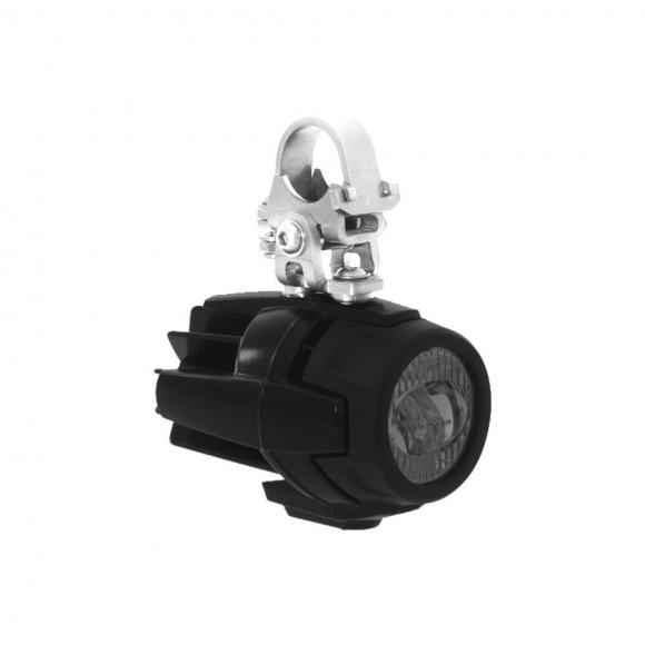 Juego adaptador de los faros adicionales LED BMW para la ampliación del estribo de protección