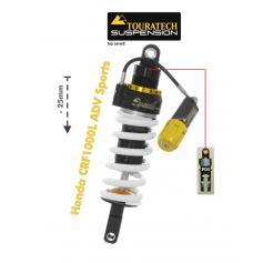 Ajuste de suspensión inferior Touratech(-25mm) para Honda CRF1000L Adventure Sports desde 2018 tipo Explore HP/PDS