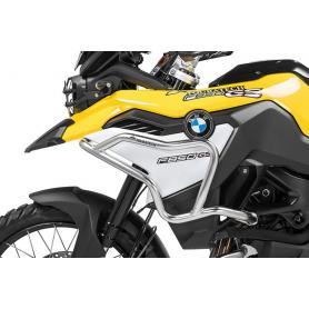 Estribo de protección de acero inoxidable BMW F850GS/F750GS