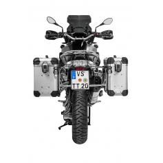 Sistema de Maletas Zega EVO para BMW R1250GS / R1250GS ADV / R1200GS LC / R1200GS LC ADV