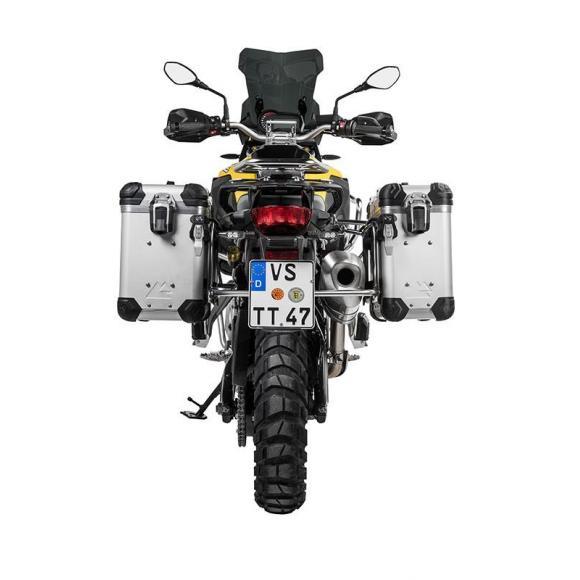 Sistema de Maletas ZEGA EVO para BMW F 850   750 GS