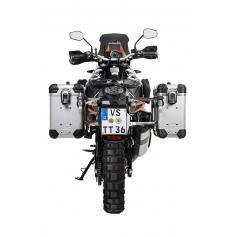 Sistema de Maletas Zega EVO para KTM 1050, 1090, 1190, 1190 ADV/R, 1290 Super ADV