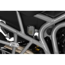 Protección del depósito del líquido de frenos trasero para Triumph Tiger 800/ 800XC/ 800XCx