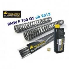 Muelles de horquilla progresivos, BMW F700GS *desde el año 2013*