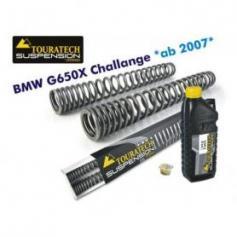 Muelles progresivos de horquilla de intercambio, BMW G650X Challenge