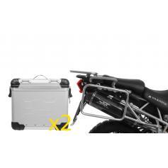 ZEGA EVO sistema de maletas para Triumph Tiger 800 / 800XC / 800XR / 800XRT