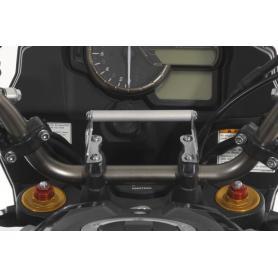 Adaptador de montaje GPS Soporte para dispositivos de navegación Suzuki V-Strom 1000 2014-2016/ Suzuki V-Strom 650 desde 2017