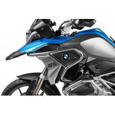 Estribo de protección de acero inoxidable para el carenado de BMW R1250GS