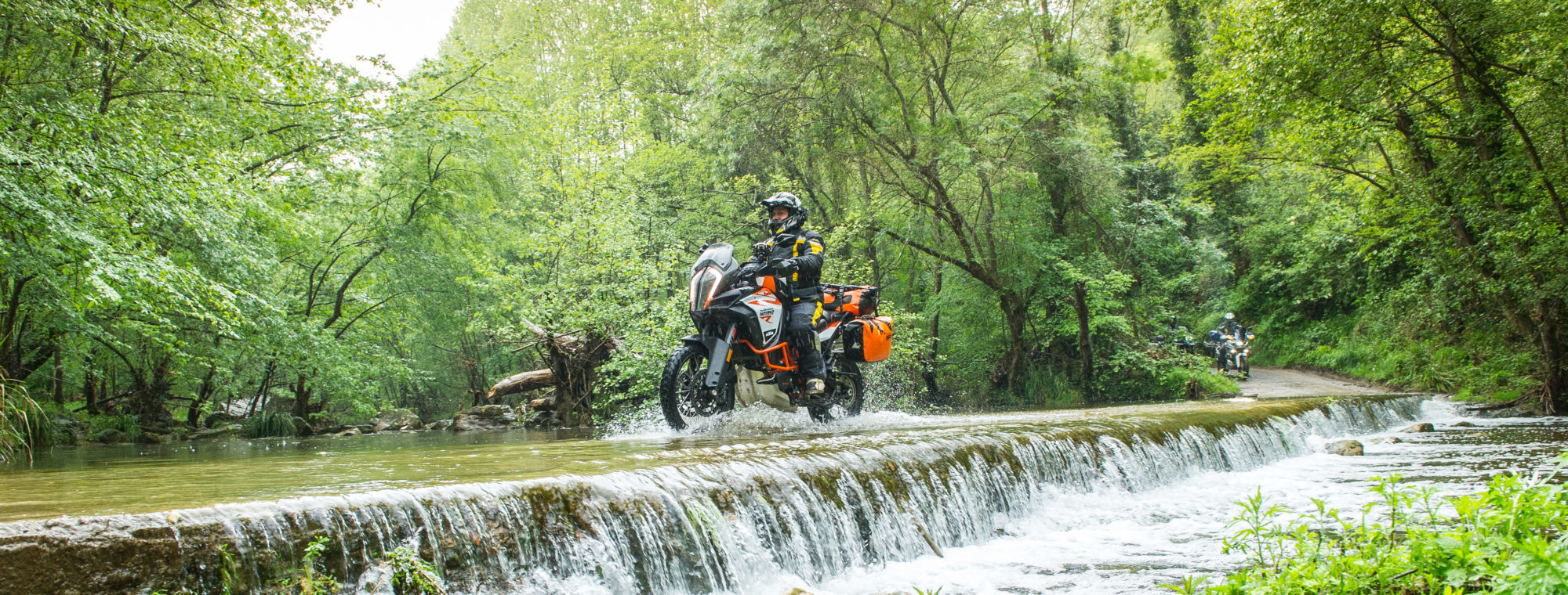 KTM y Touratech
