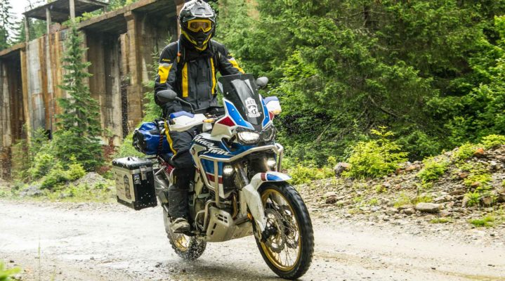 Touratech Africa Twin