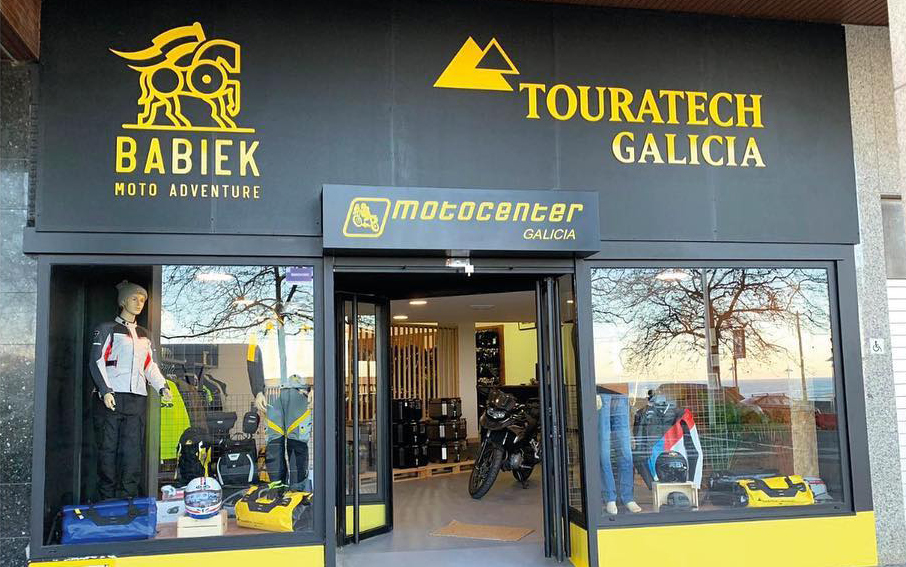 babiek moto adventure touratech galicia