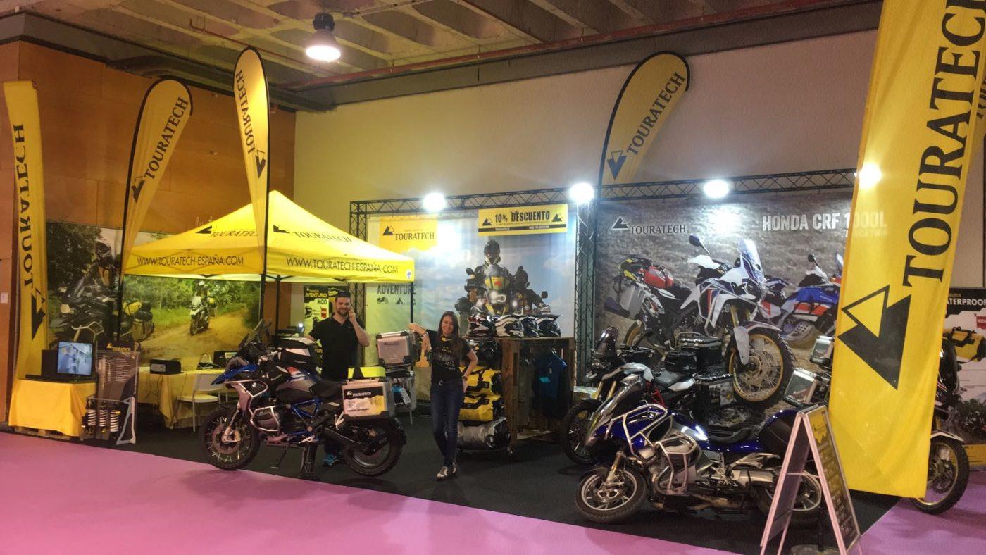 Touratech en Vive la Moto 2018