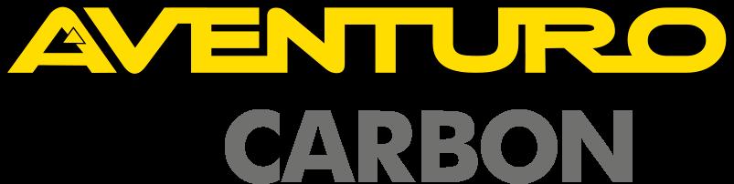 Casco Aventuro Carbon 2 Logo