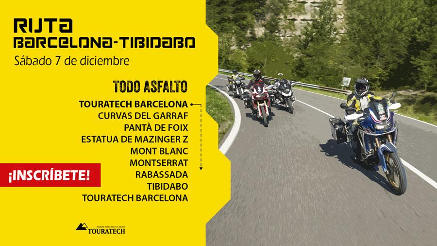 Ruta Touratech Barcelona - Tibi Dabo