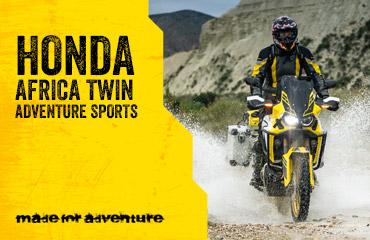 Africa Twin Adventure Sports Accesorios