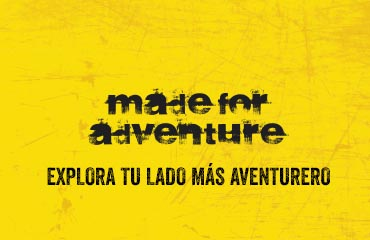 Made for adventure