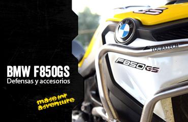 Accesorios Touratech BMW F 850 GS