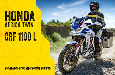 Accesorios Africa Twin 2020