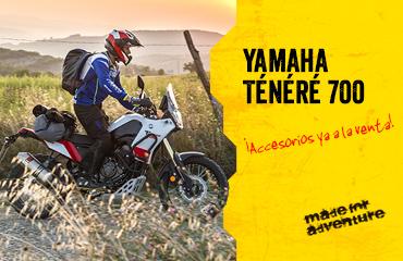 Yamaha Tenere 700 accesorios