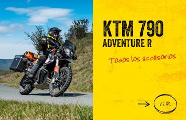 KTM 790 Adventure R Accesorios